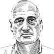 פיני יעקובי  / איור: גיל ג'יבלי, גלובס