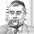 הרב פנחס גולדשמידט / איור גיל ג'יבלי