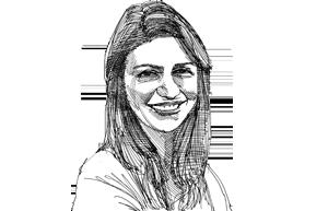 אודליה דיין גבאי / איור גיל ג'יבלי