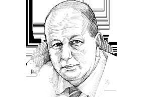 דוד מילגרום / איור גיל ג'יבלי