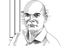 סטיבן לוי / איור גיל ג'יבלי