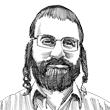 דוד דמן / איור: גיל ג'יבלי