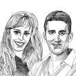 דרור חפצדי ודניאלה גבאי בן זאב  / איור: גיל ג'יבלי