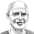 אמוץ אייל  / איור: גיל ג'יבלי, גלובס