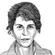 ג'ינה כהן / איור: גיל ג'יבלי