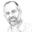 יצחק זאגא / איור: גיל ג'יבלי