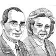 קולט אביטל וגדעון טיילור / איור: גיל ג'יבלי