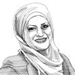 ריהאם ג'אברי / איור: גיל ג'יבלי
