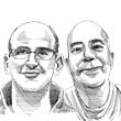 רונן בר אל ותומר איפרגן / איור: גיל ג'יבלי