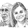תהילה שוורץ-אלשטולר ואיתי ברון / איור: גיל ג'יבלי