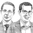יהונתן גבעתי ויוסף קלמנוביץ / איור: גיל ג'יבלי