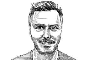 דוד ורטהיים / איור: גיל ג'יבלי