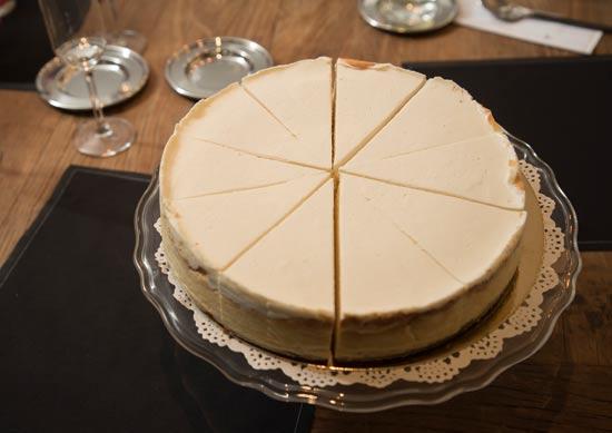 עוגת גבינה / צילום: רמי זרנגר
