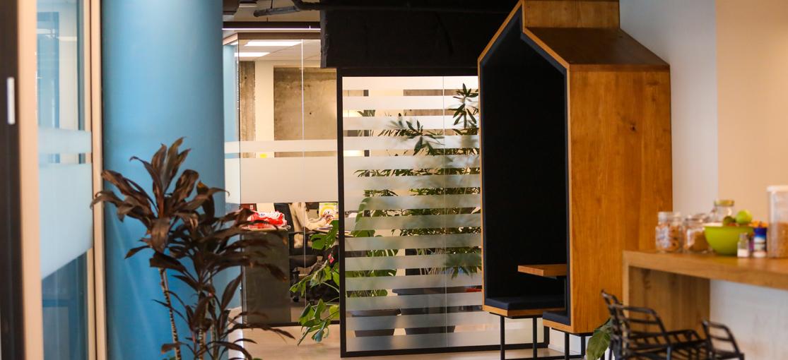 משרדי fabric / צילום: שלומי יוסף