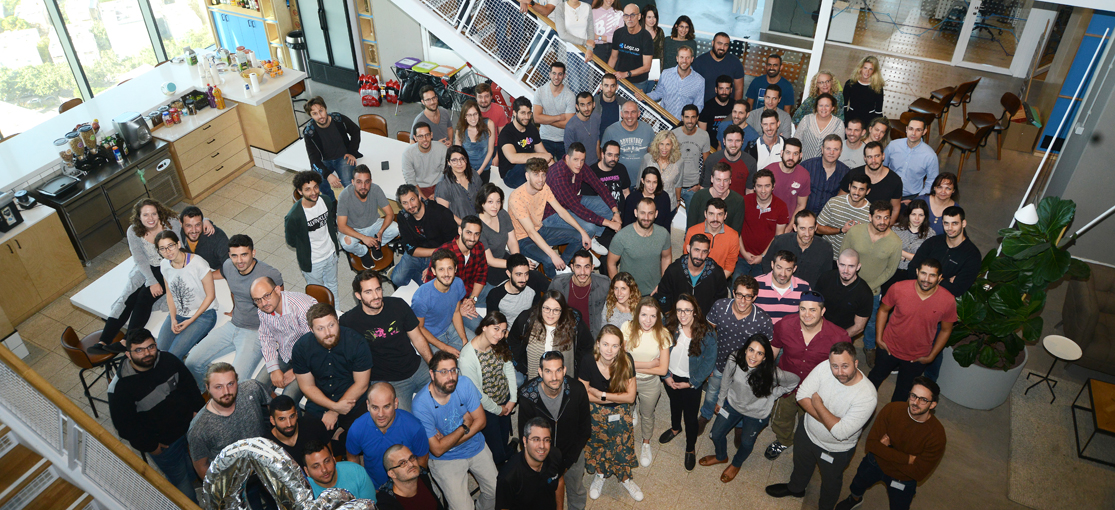 צוות Logz.io / צילום: איל יצהר, גלובס