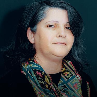נאילה עואד / צילום: ESSAM SAKRAN