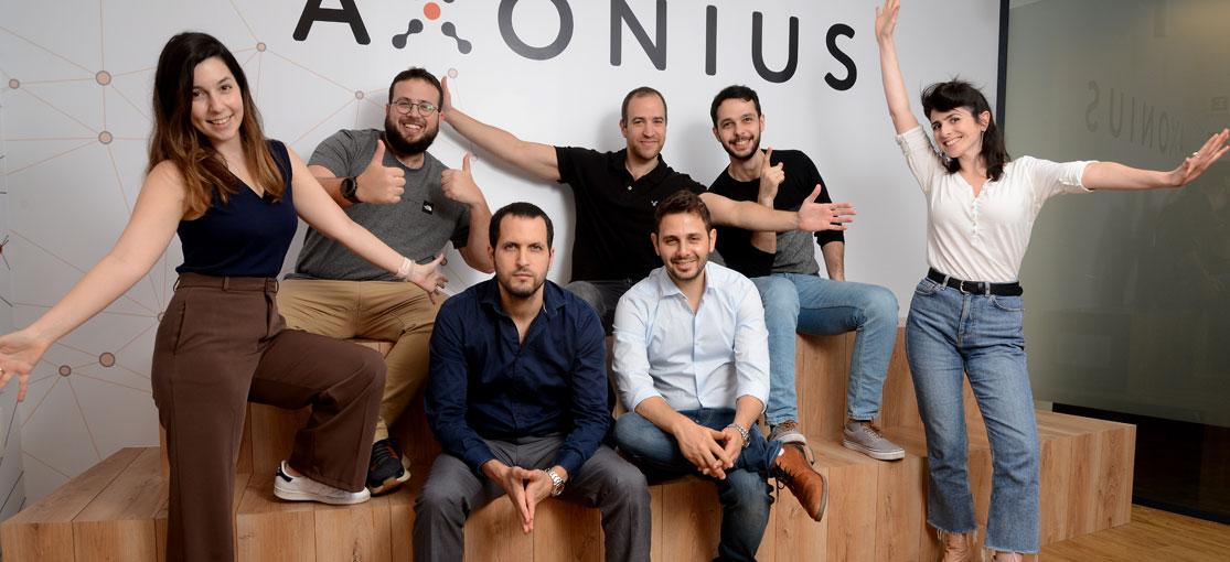 """xonius - הצוות / צילום: איל יצהר, גלובס"""""""