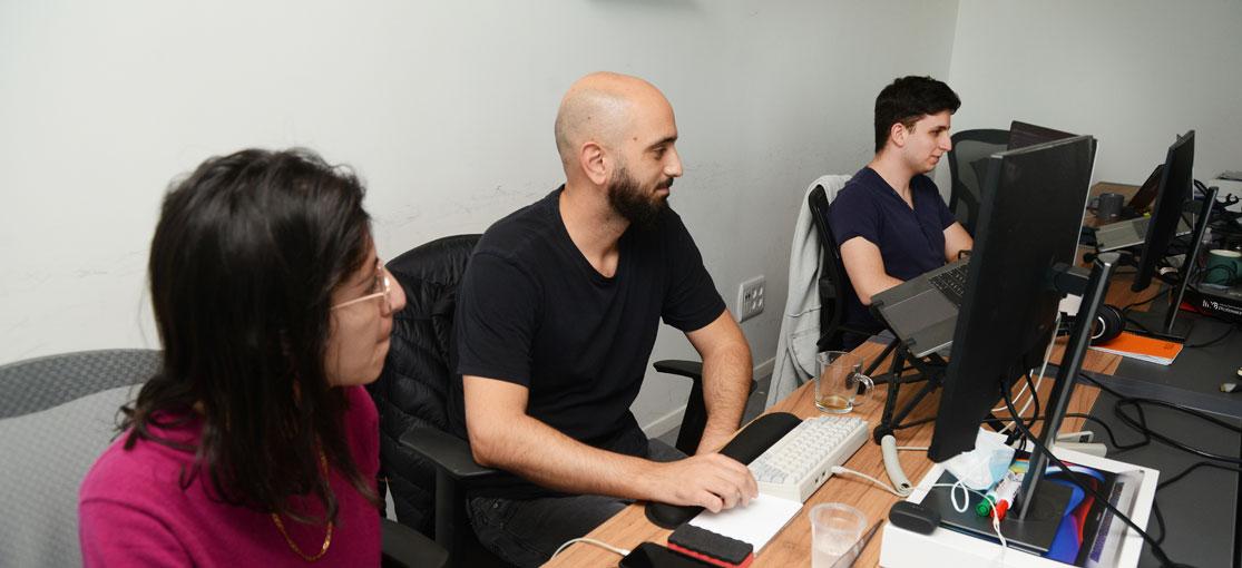Coralogix - המשרדים והצוות  / צילום: איל יצהר, גלובס
