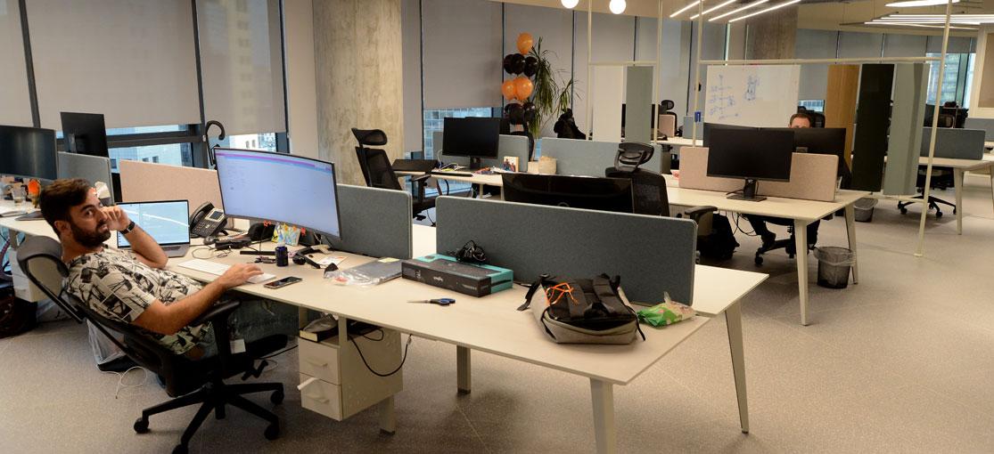 Elementor - המשרדים והצוות  / צילום: איל יצהר, גלובס