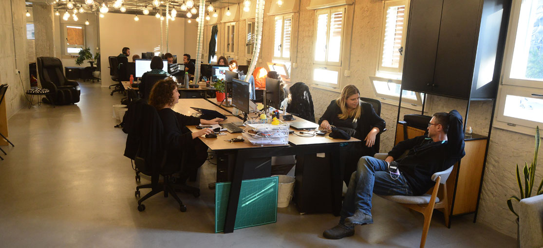 Explorium - המשרדים והצוות  / צילום: איל יצהר, גלובס