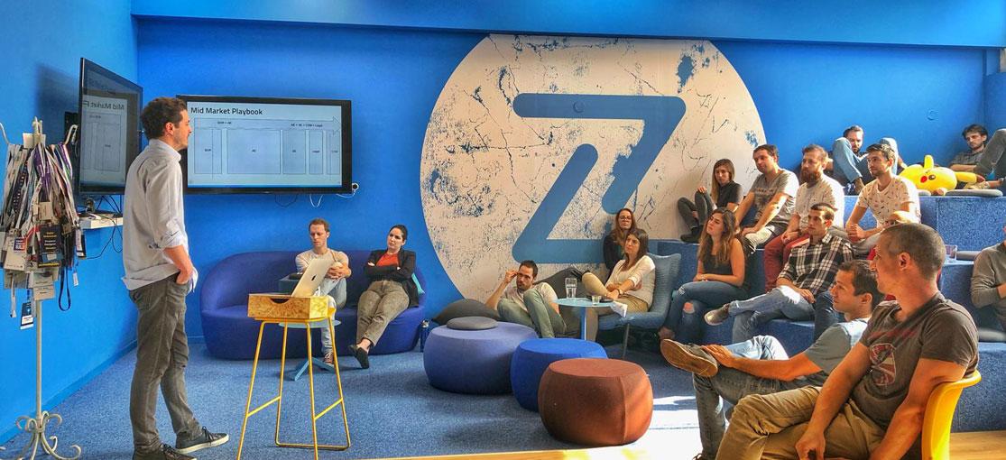 Bizzabo - המשרדים והצוות  / צילום: Bizzabo