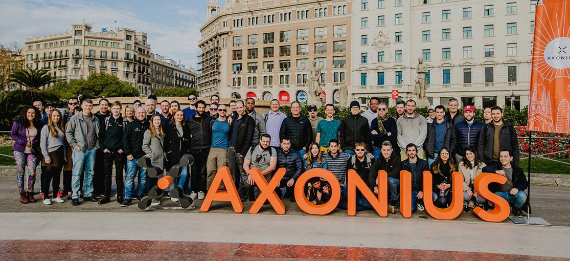 Axonius - המשרדים והצוות / צילום: MP live Events