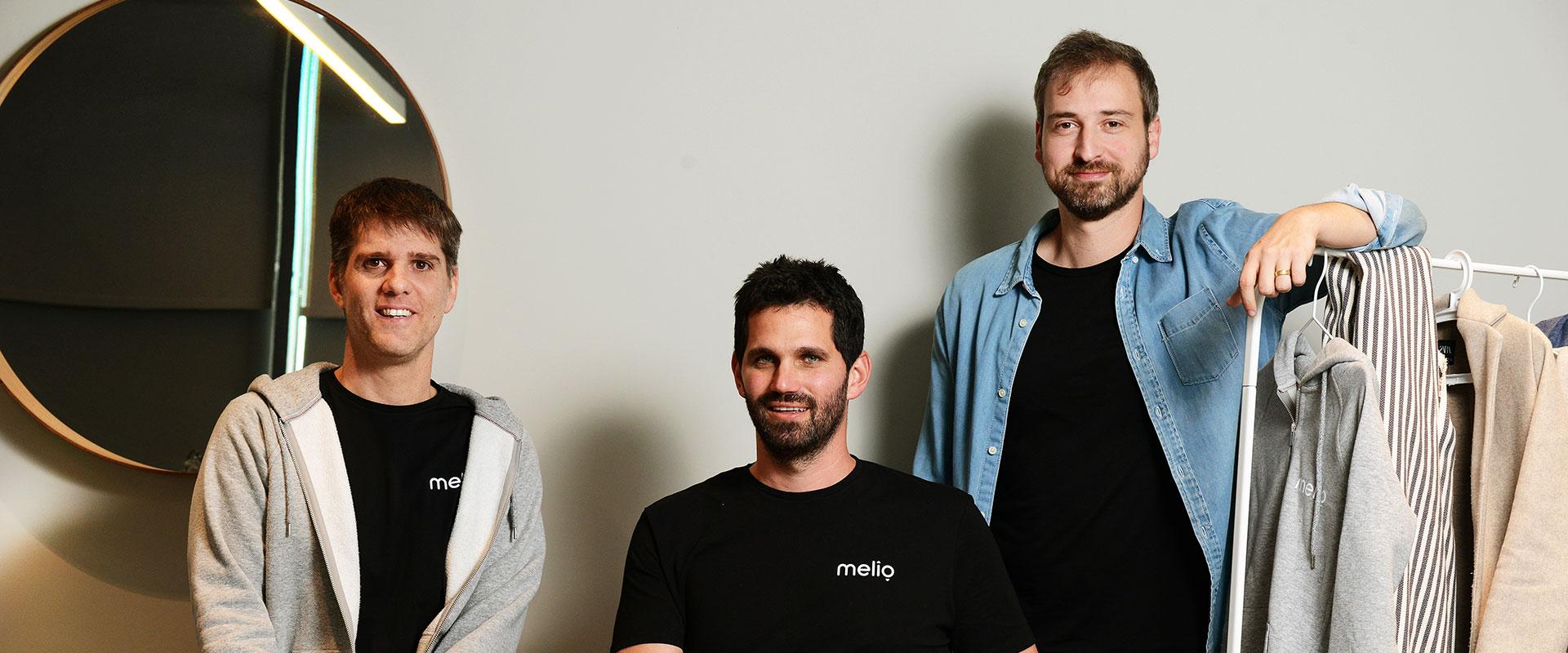 10 הסטארט-אפים המבטיחים 2020 - מתן בר, אילן אטיאס וזיו פז, מייסדי Melio / צילום: איל יצהר, גלובס