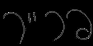 כתב ידו של נוסייר יאסין