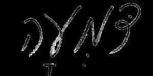 כתב ידה של נעמה סיקולר