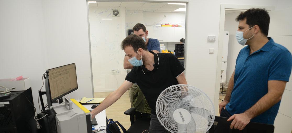Quantum Machines - המשרדים והצוות / צילום: איל יצהר, גלובס