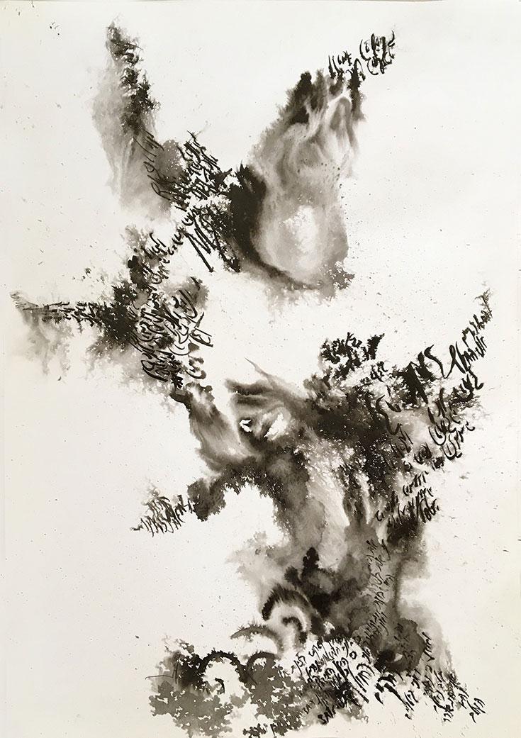 עבודת אמנות של ענת פרידמן