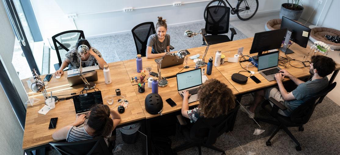 Melio - המשרדים והצוות / צילום: Melio