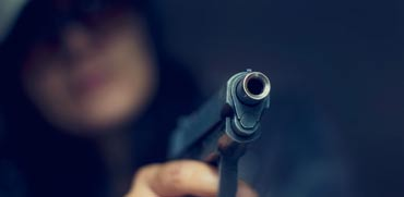 אקדח/ צילום:  Shutterstock/ א.ס.א.פ קרייטיב