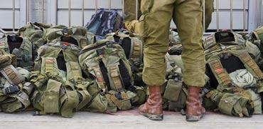 """חייל צה""""ל / צילום:  Shutterstock / א.ס.א.פ קרייטיב"""