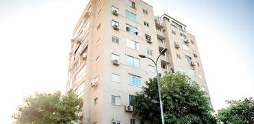 רחוב יהודה בורלא, תל אביב / צילום: שלומי יוסף