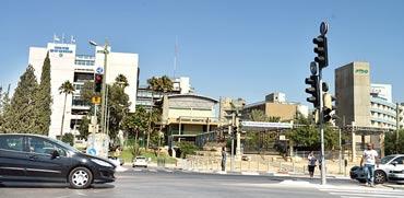 בית חולים סורוקה / צילום: תמר מצפי