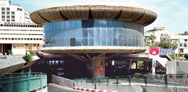 כיכר אתרים / צילום: תמר מצפי