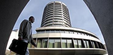 הבנק להסדרי סליקה בינלאומיים (BIS) בבאזל / צילום: רויטרס