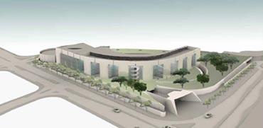 מעון ראש הממשלה החדש  /  הדמיה: רם כרמי אדריכלים ועדה כרמי-מלמד אדריכלים
