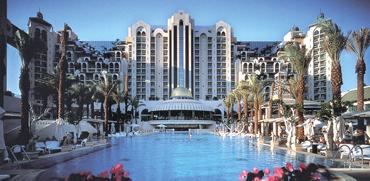 """מלון הרודס באילת / צילום: יח""""צ"""