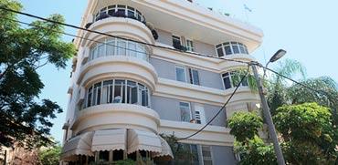 רחוב הלפרין, בתל אביב / צילום: איל יצהר