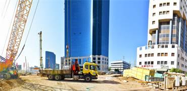 מי יפצה את העסקים שקורסים בתוואי הרכבת הקלה בת