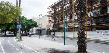 מלון הבוטיק החדש בשדרות ירושלים / צילום: יוסי כהן