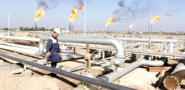 קידוח נפט / צילום: רויטרס, Essam Al Sudani