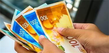 1 מכל 10 ישראלים מחזיק בארנק 500 שקל ומעלה / צילום: Shutterstock