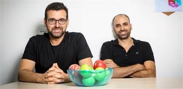 אפי כהן ורן שריג, Datorama / צילום: שלומי יוסף