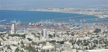 חיפה / צילום: תמר מצפי