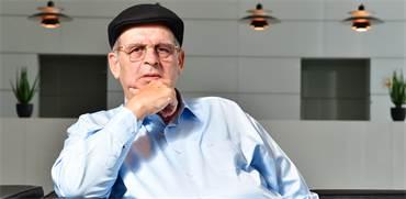 """מייסד ויו""""ר מנרב אברהם קוזניצקי / צילום: רפי קוץ"""
