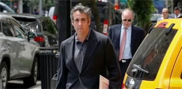מייקל כהן, עורך דינו לשעבר של טראמפ / צילום: Reuters, Brendan McDermid