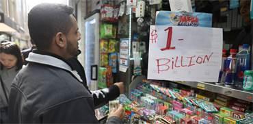 """הלוטו שמשגע את ארה""""ב: מי יזכה ב-1.6 מיליארד דולר?"""